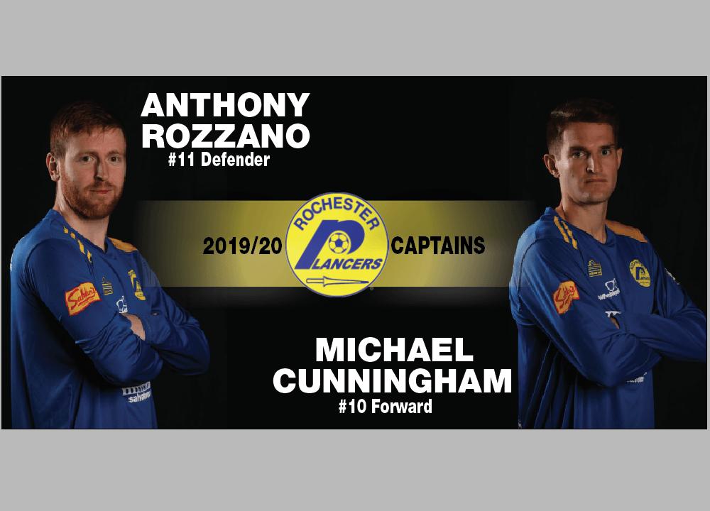2019/20 Lancers Captains Announced