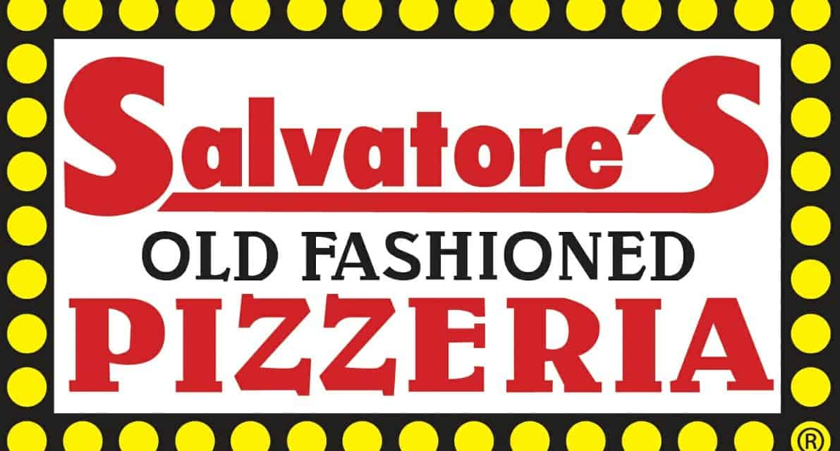SALVATORE'S PIZZA CELEBRATES 40 YEARS WITH 2 MAJOR DONATIONS!