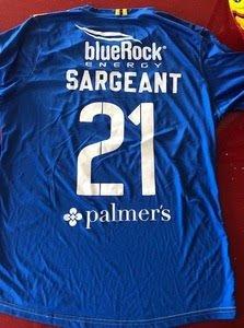 #21 Sargeant