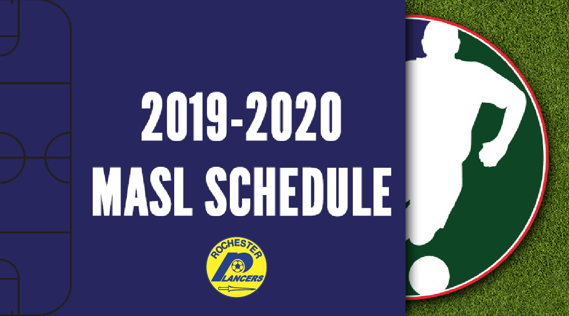 MASL ANNOUNCES FULL 2019-2020 SEASON SCHEDULE