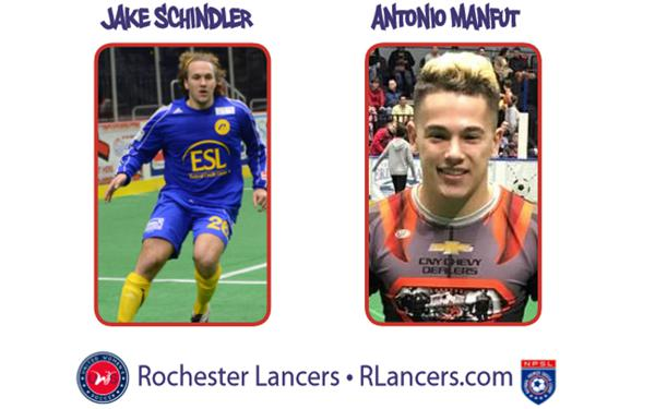 Lancers Mens Team Player Signings