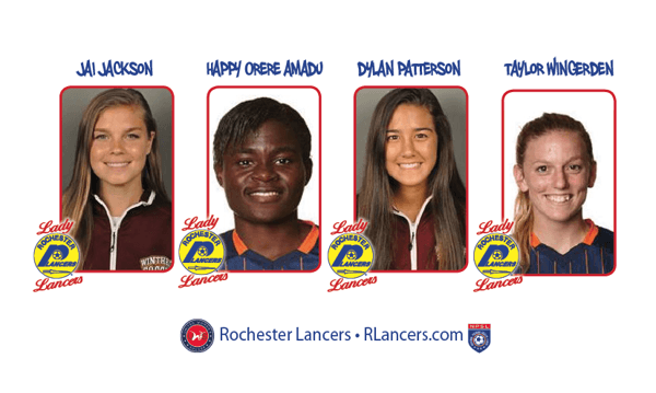 Lady Lancers Sign Four New Players