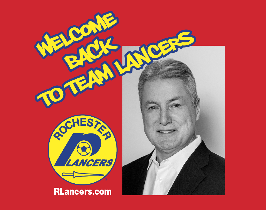 Welcome  Back Jeff Calkins To Team Lancers!