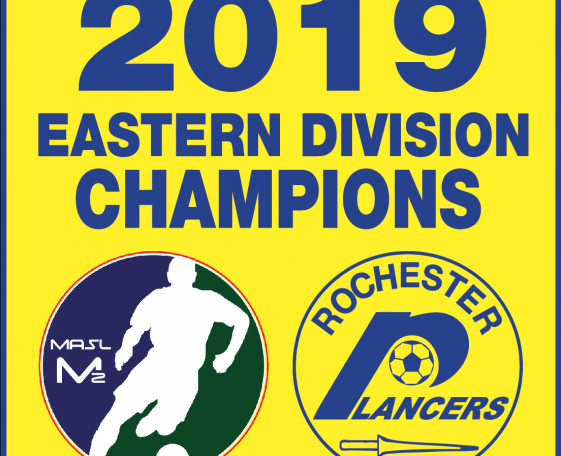 Eastern Division Champions!