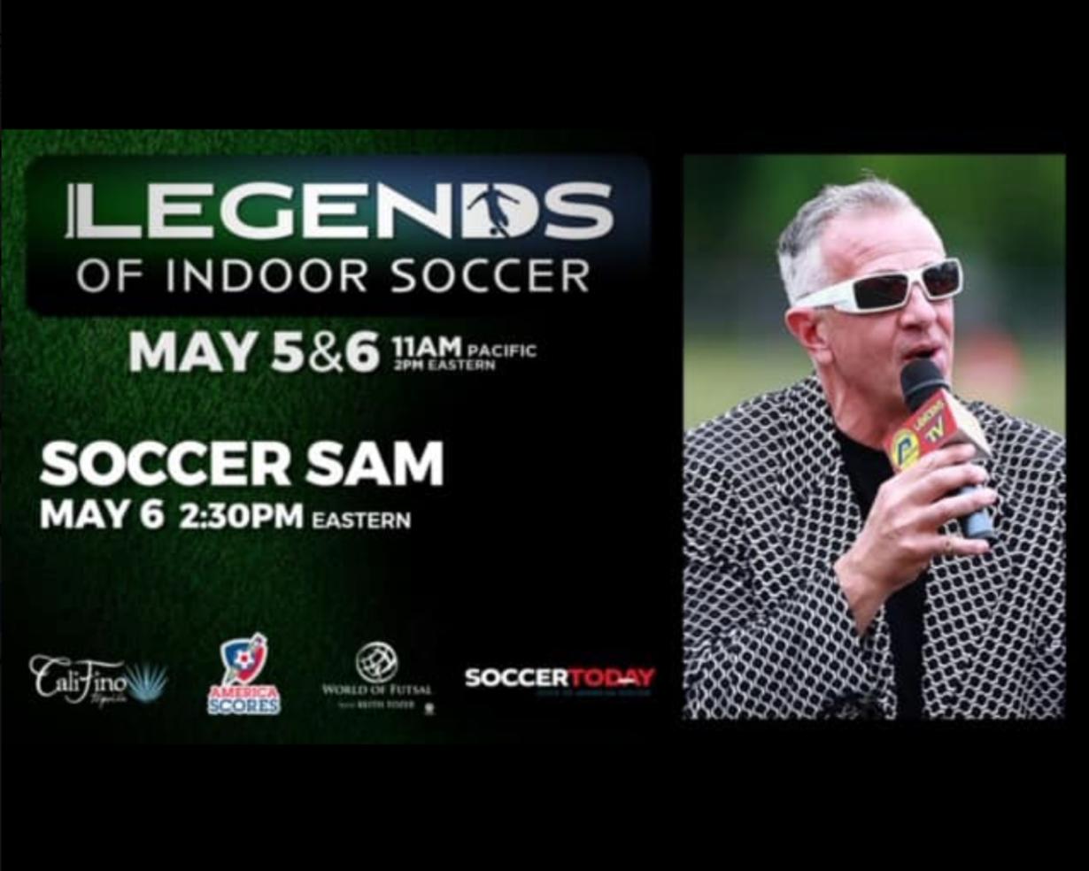 SoccerSam Speaks on Zoomathon!