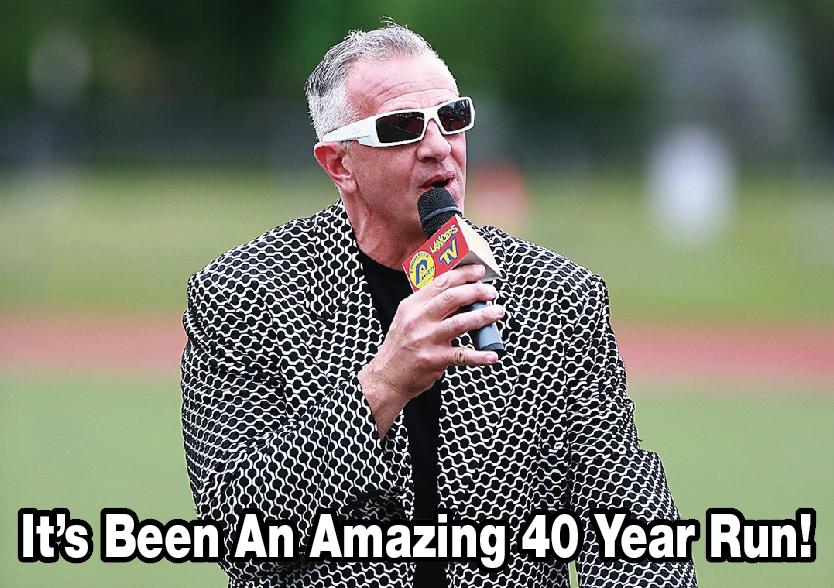 An Amazing 40 Year Run!