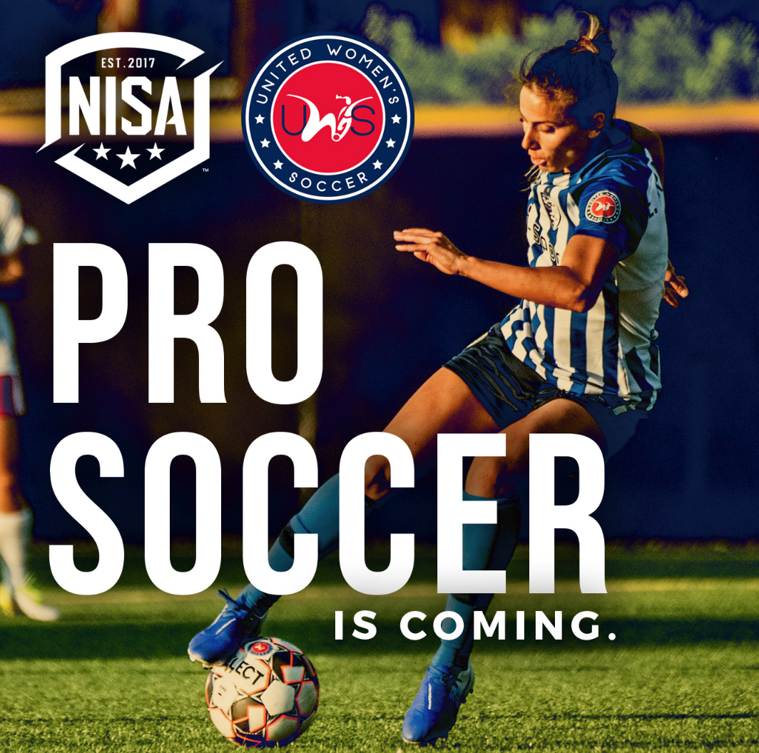 UWS & NISA Announce Professional Women's League