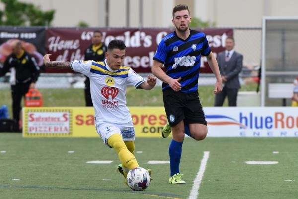 NPSL ROCHESTER LANCERS DEBUT AT AQUINAS