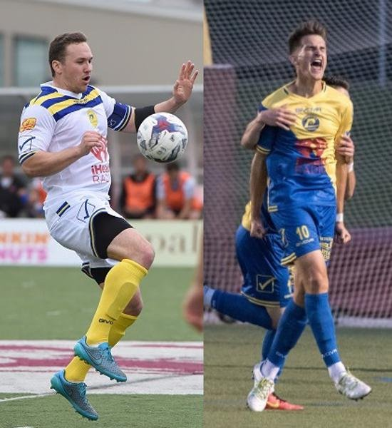 Schindler and Cunningham Plying Their Trade in MASL