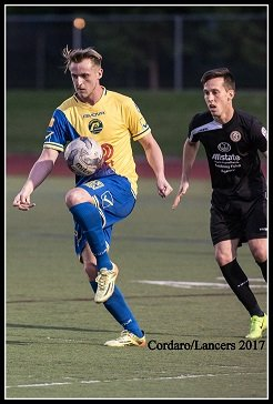 Will Stone is one of the returners from the 2017 Rochester Lancers which missed the playoffs by one point. (Photo: SCOTT CORDARO)