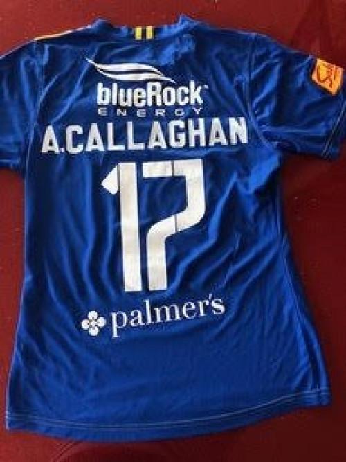 #17 A. Callaghan
