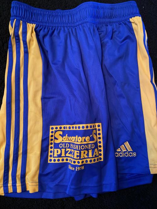 2011 Blue Adidas Shorts