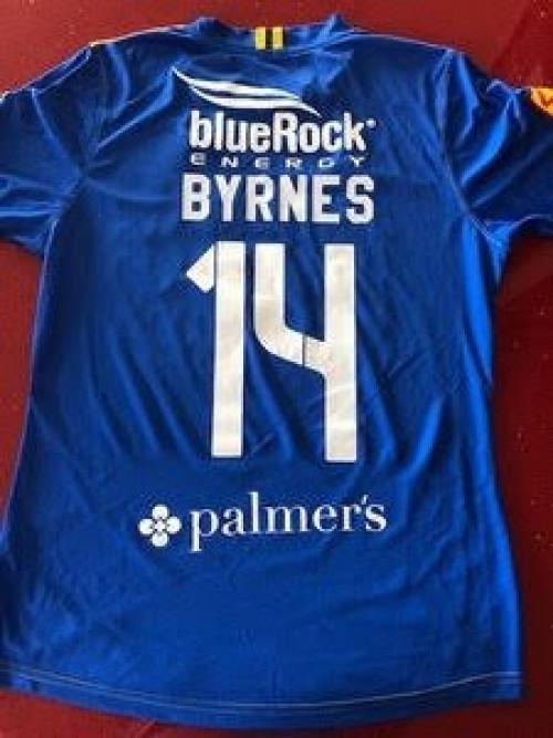 #14 Byrnes