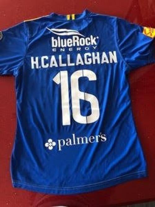 #16 H. Callaghan