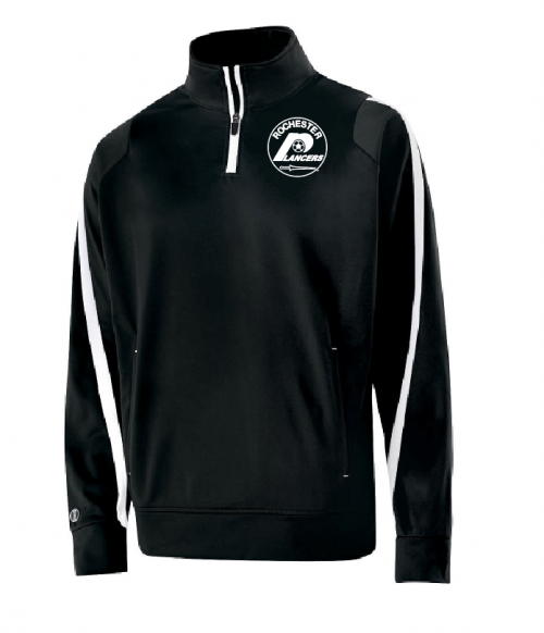Men's Determination Pullover Black