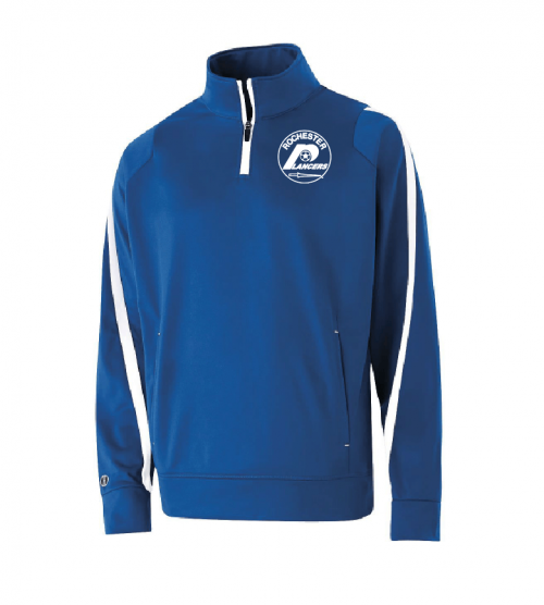 Men's Determination Pullover Royal