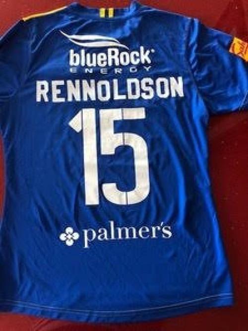 #15 Rennoldson