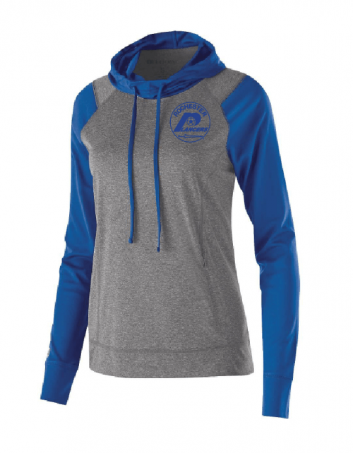 Women's Echo Hoodie Royal w/ Embroidery
