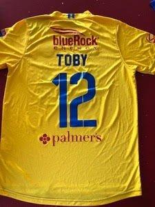 #12 Toby