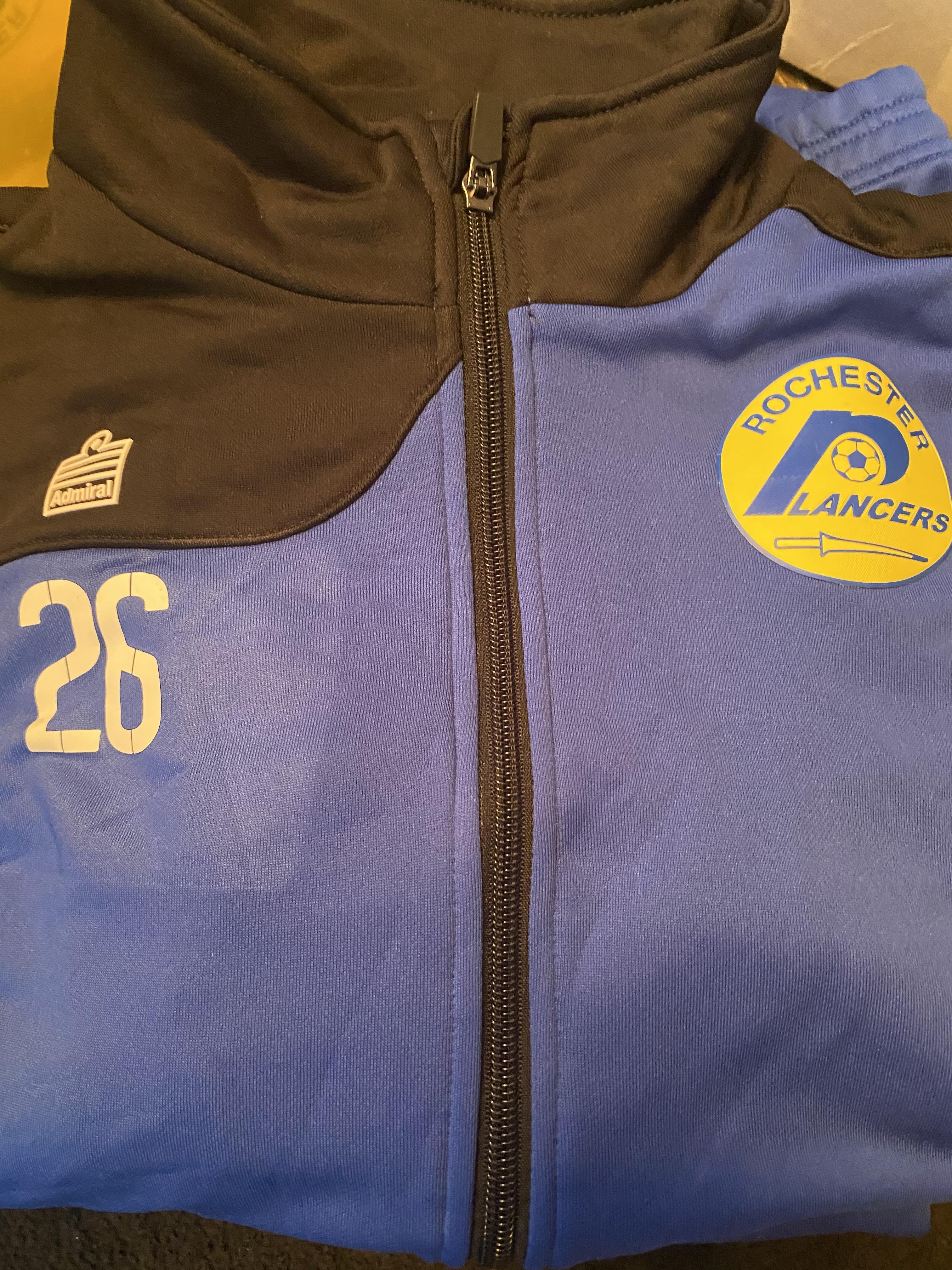 Lancers Track Jacket