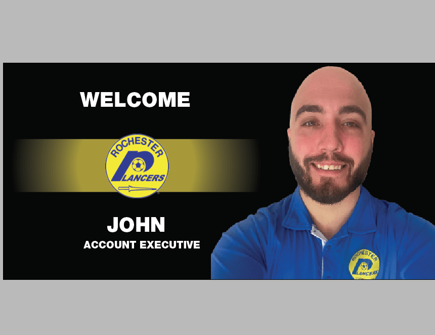 Welcome John Bourgeois to the Lancers Front Office