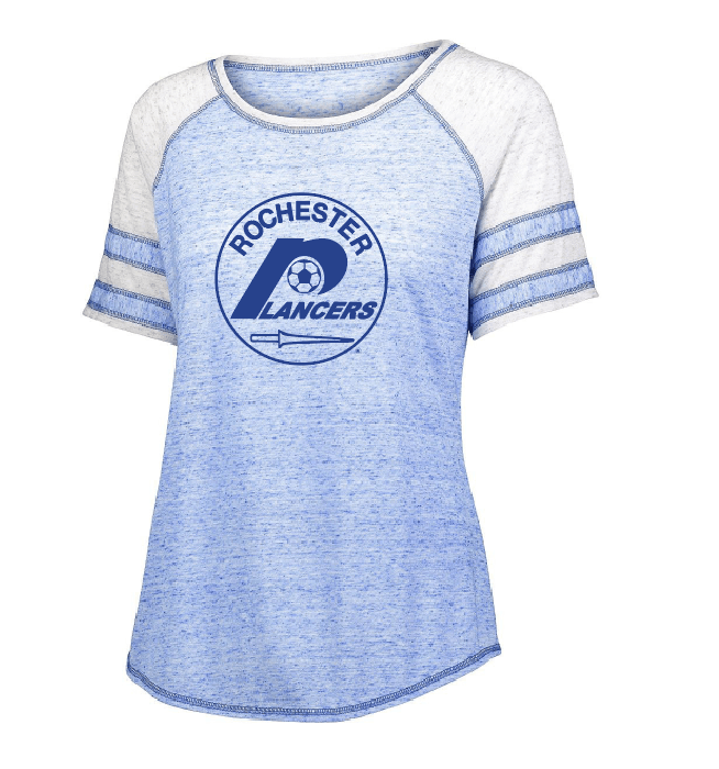 Women's Advocate Shirt Royal