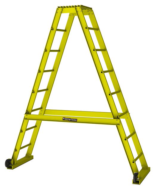 FRP Composite Aviation Ladder Model#  ACM-R8-C