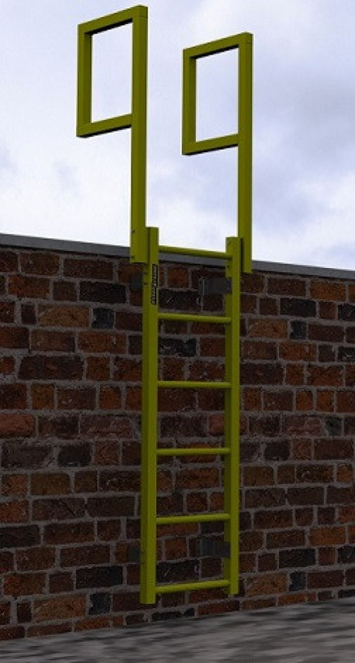 FRP Composite Egress Ladders