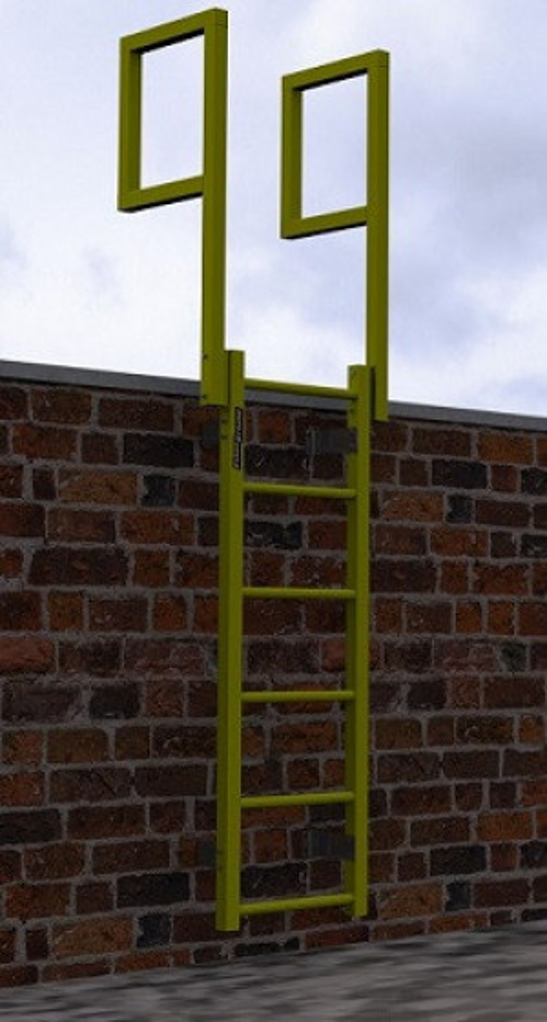 FRP Composite Egress Ladders