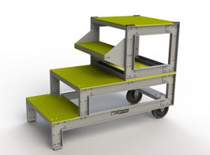 FRP Composite Multi-Purpose Maintenance Stand