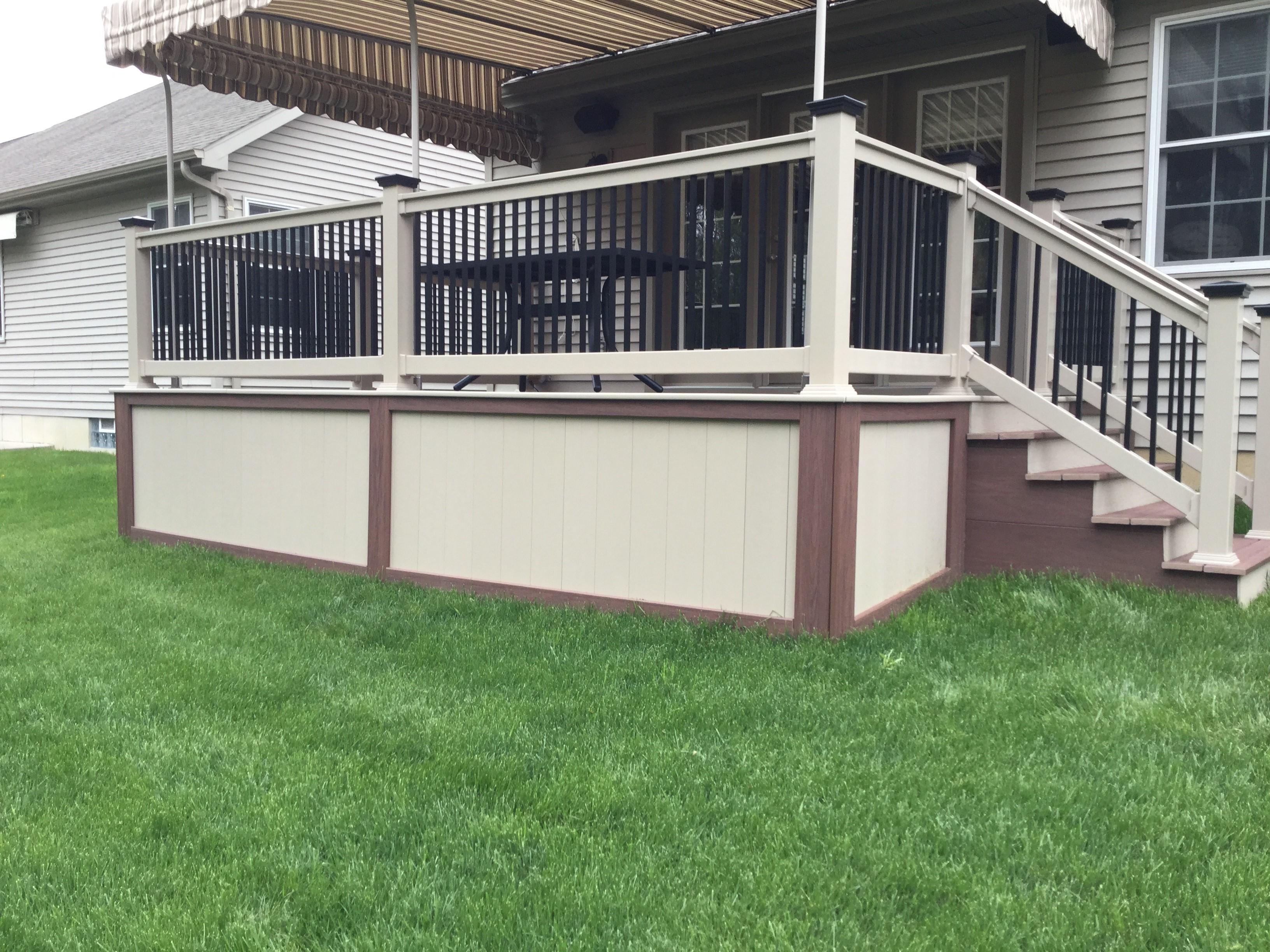 New Deck Williamsville, NY.