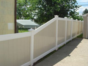 Orchard Park Home Fencing