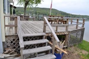 Cheektowaga Deck Installation
