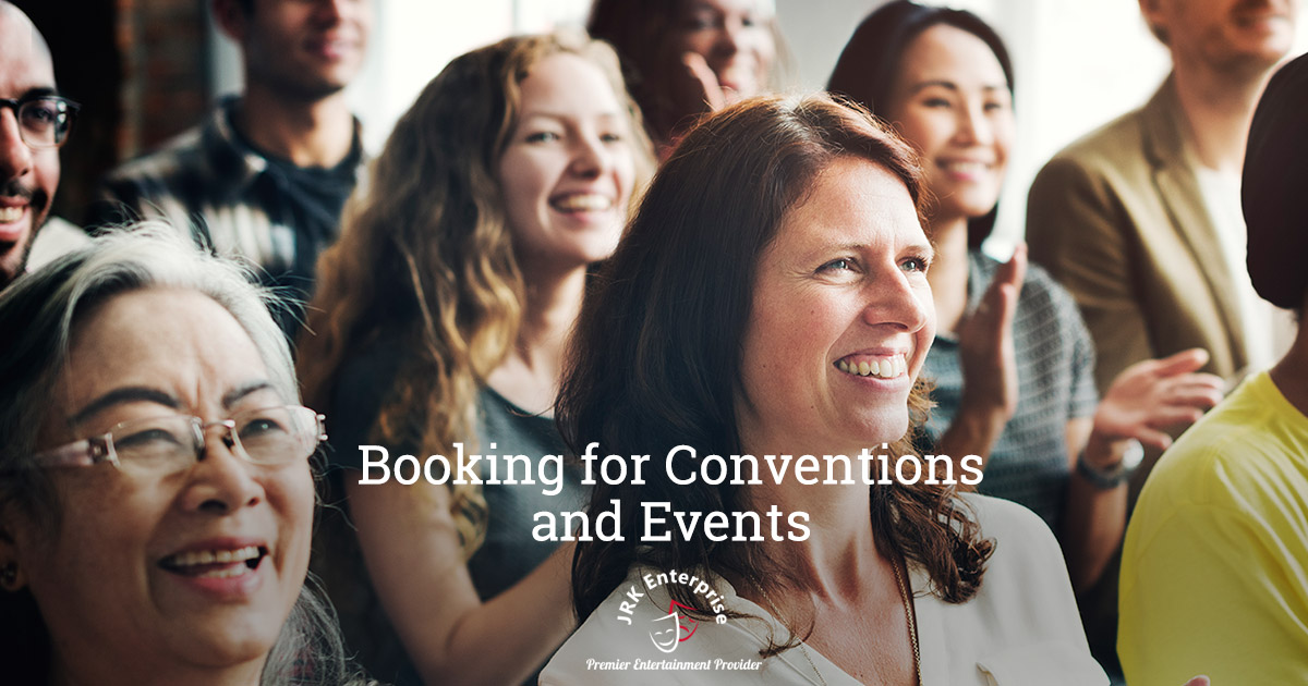 Hypnosis Shows for Conventions and Corporate Events