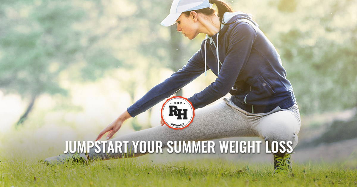 Clinical Hypnosis to Reach Your Summer Weight Loss Goals