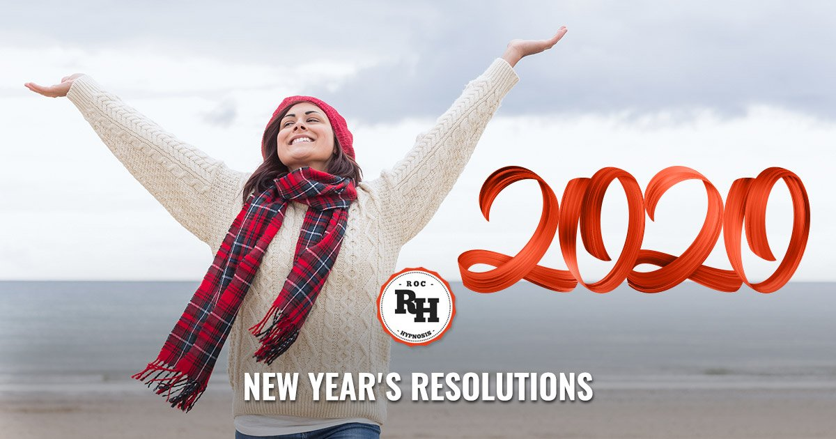 Clinical Hypnosis to Keep Your New Year's Resolution