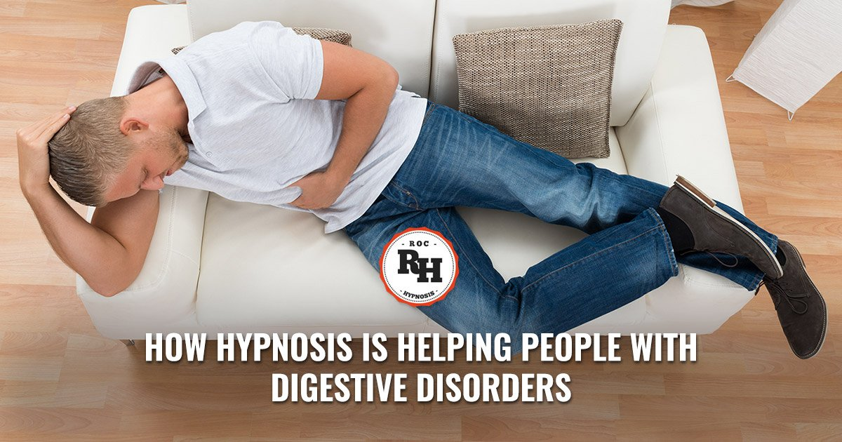 How Hypnosis is Helping People with Digestive Disorders