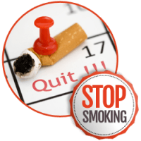 Stop smoking using hypnosis