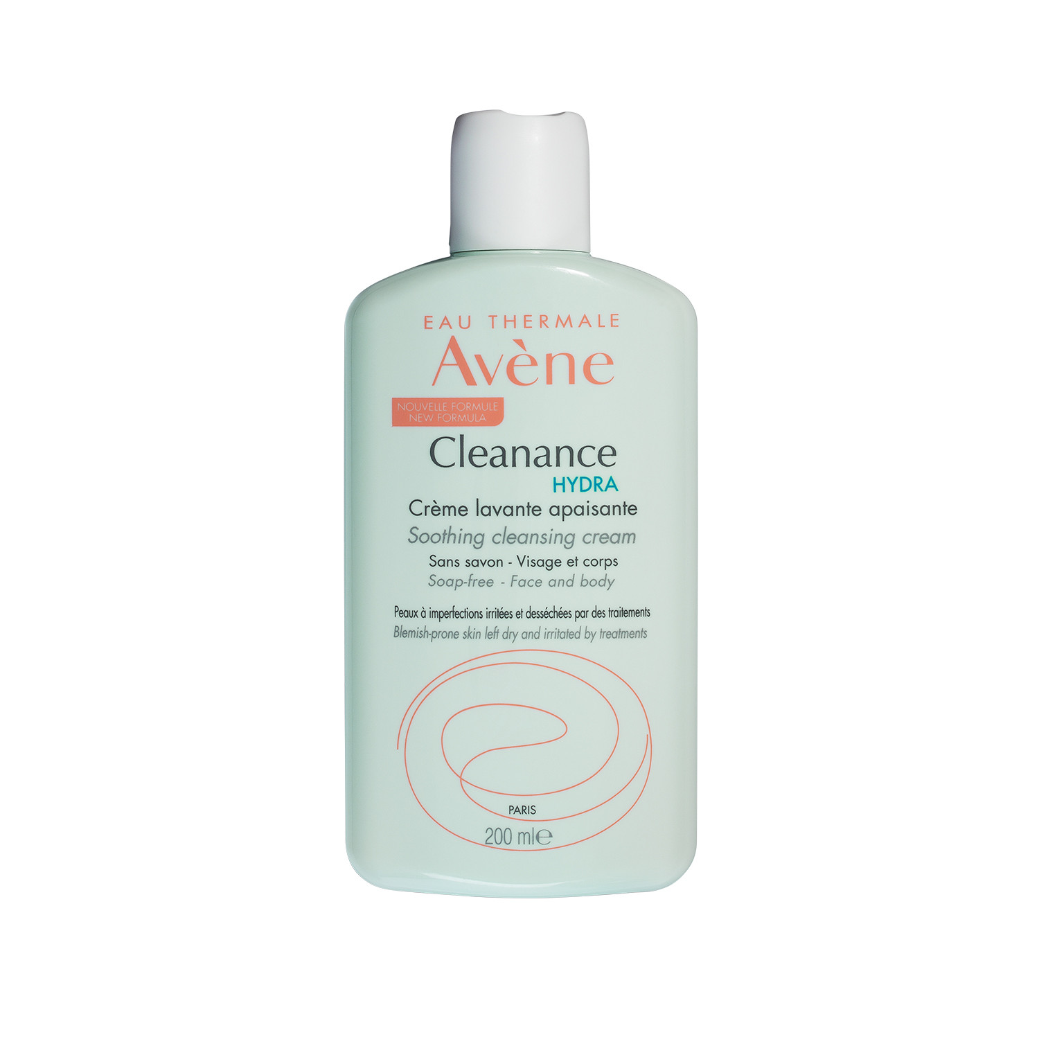 Cleanance HYDRA Soothing Cleansing Cream by Avène
