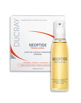 Neoptide Hair Lotion for Women by Ducray