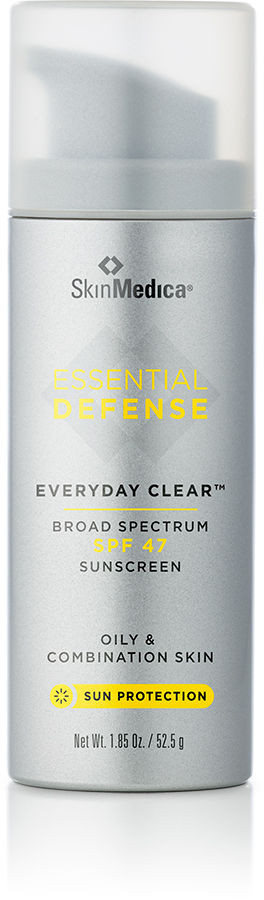 Essential Defense Everyday Clear Broad Spectrum SPF 47 by SkinMedica