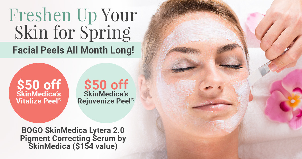 Freshen Up Your Skin for Spring