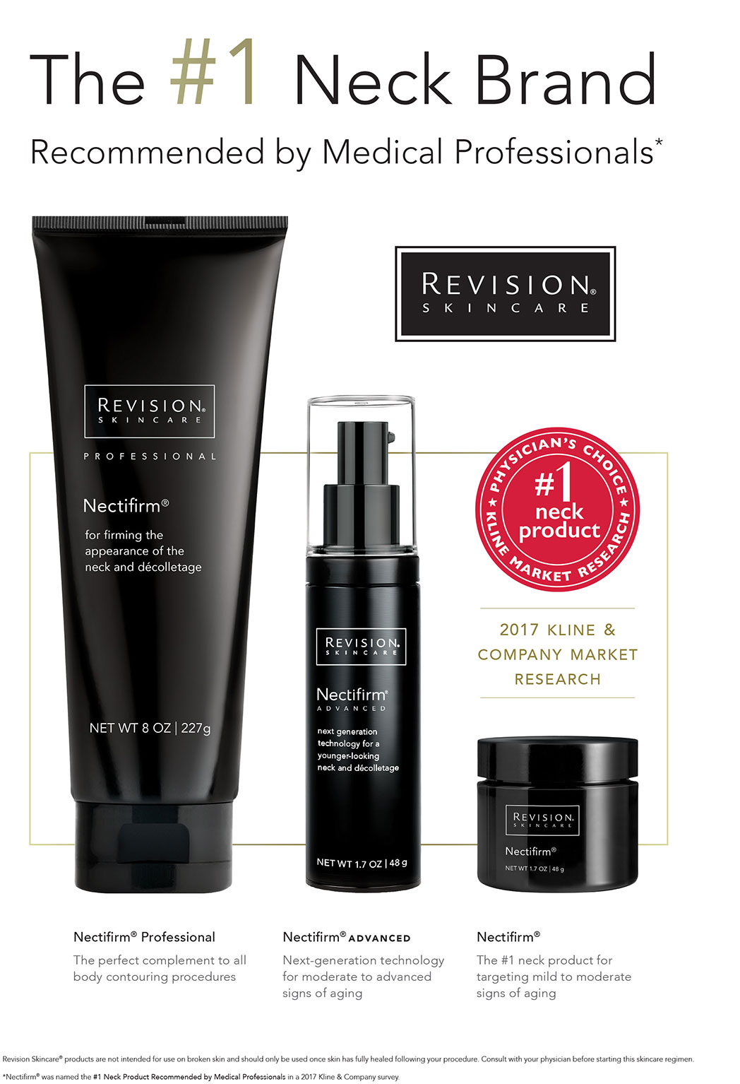 Nectifirm Professional Size 8 oz by Revision