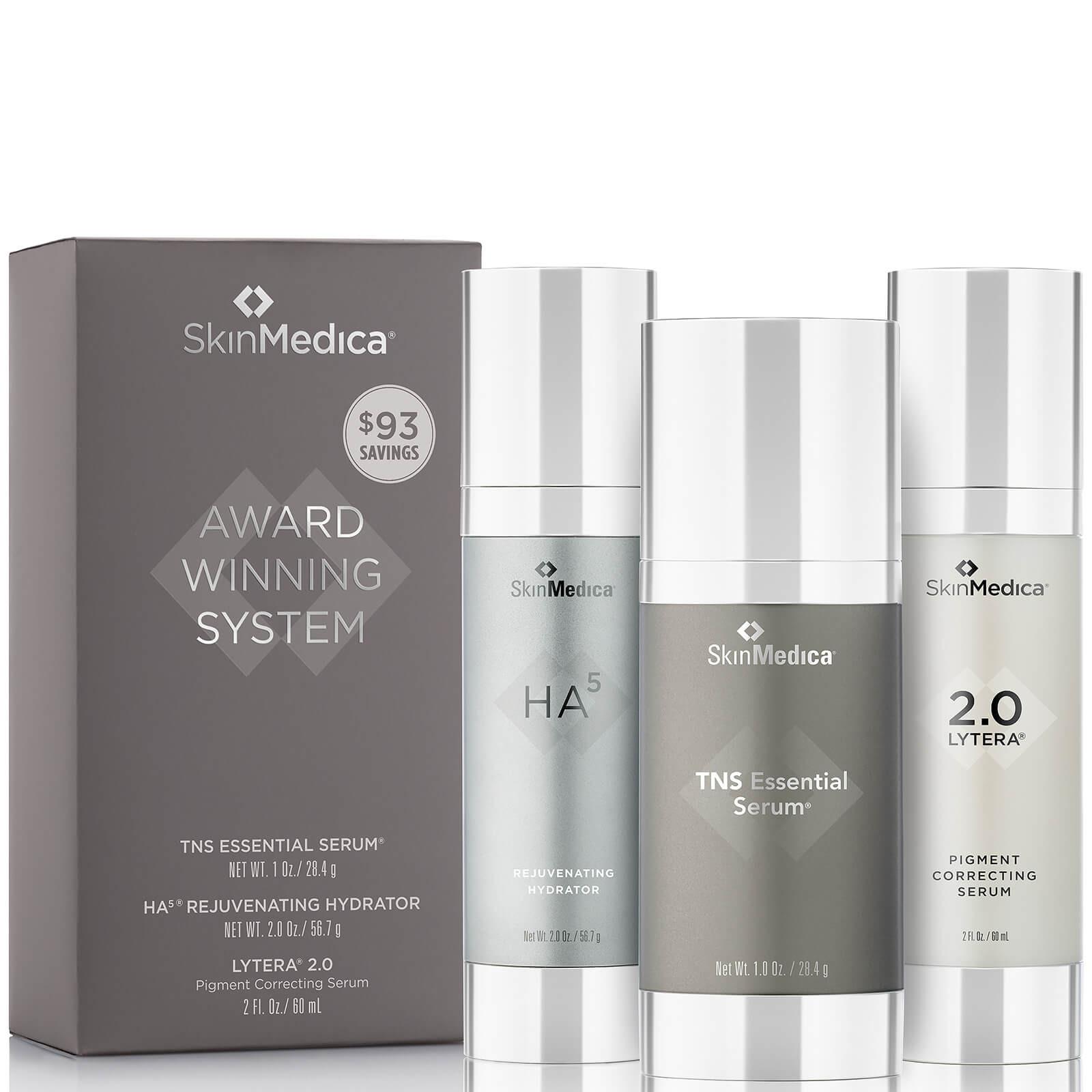Award Winning System by SkinMedica