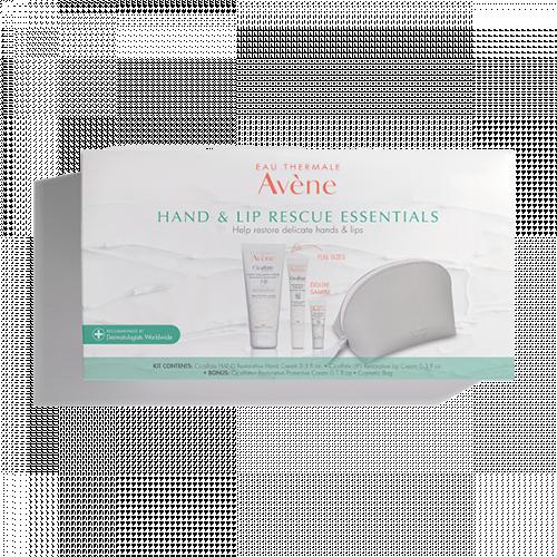 Hand & Lip Essentials Rescue Kit by Avene
