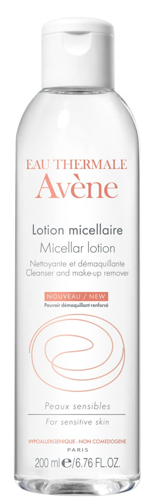 Micellar Lotion & Makeup Remover by Avène