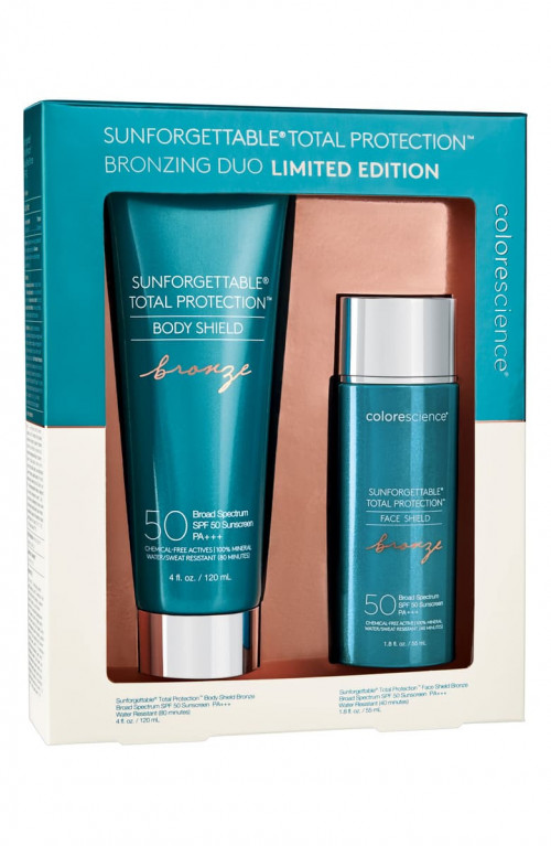 Sunforgettable Total Protection SPF 50 Bronzing Duo by Colorescience