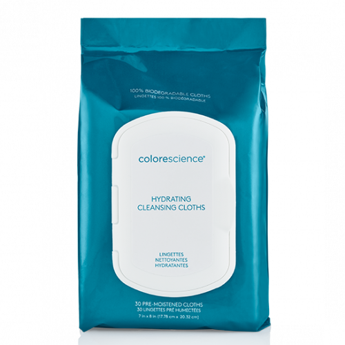 Hydrating Cleansing Cloths by Colorescience
