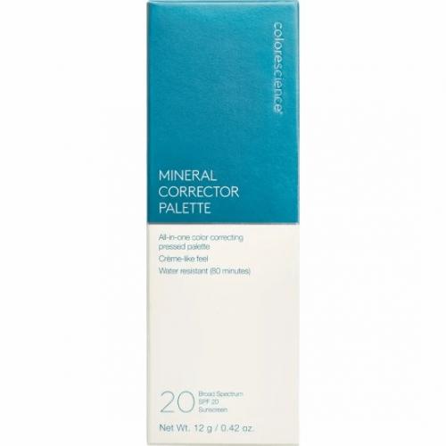 Mineral Corrector Palette - SPF20