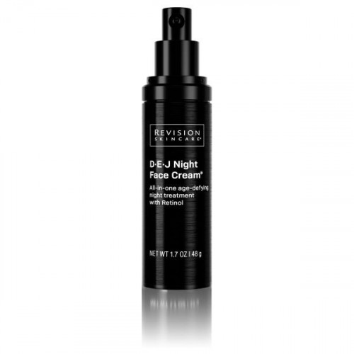 D-E-J Night face cream by Revision